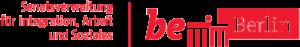 Logo der Berliner Senatsverwaltung für Integration, Arbeit und Soziales