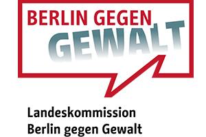 Logo der Landeskommission Berlin gegen Gewalt